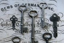 Keys / by Virpi Janhunen