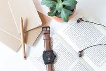 Watches / Style and function sync up perfectly with our striking timepieces.