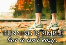 Running - quotes and more / by Virpi Janhunen