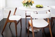 Dining Rooms and Breakfast nooks / by Megan Manac