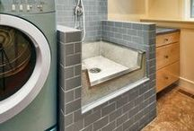 Laundry and Mud Rooms / by Megan Manac