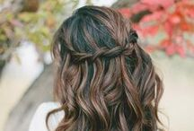 Wedding Hair / by Kelly Fletcher