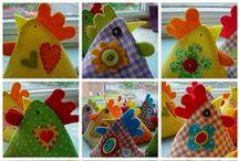 Easter art & crafts / by Virpi Janhunen