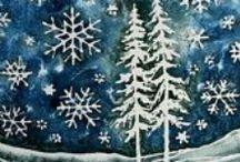 Winter art & crafts / by Virpi Janhunen