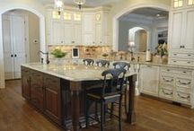 Kitchens / by Susan @ thewanderblog.weebly.com