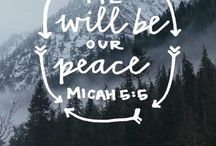 Peace for my mind