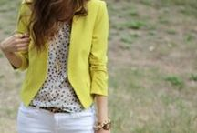 F E M A L E . F A S H I O N / Stylish clothes for stylish women. / by Jamie Delaine Watson | Blogger