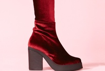 Shoes / Louboutin, Blahnik, Campbell, Choo... / by Jasmine Muhammad