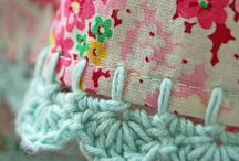 Sewing & Crocheting ..both need a lot of perfecting! / by Eclectic Domestic ~ Caren Berry