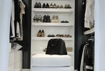 """""""I Just Want A Really Big Closet"""" / by Jacqueline Hill"""