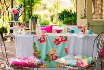 Tablescapes / by Pat Hamilton