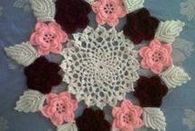Crocheting/Knitting / by Jody Schlecht