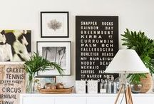 Styling & Decor Inspirations : Studio M Designs / Check out more design boards at http://pinterest.com/studiomdesigns/