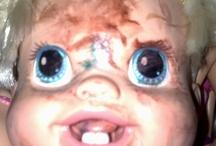 dools bambole / dolls bambole horror zombie character
