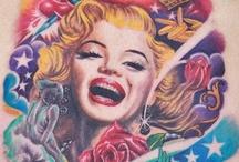 Marilyn Monroe Ink//Ideas