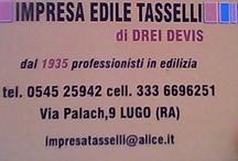 IMPRESA EDILE TASSELLI DI DREI DEVIS / http://www.edilizia.com/aziende_edilizia_gratis/17835