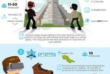 Infographic Design / Who says data has to be boring? A list of facts, figures and comparable statistics might sound like a recipe for valium, but these designs use colorful illustrations to make their message both engaging and memorable. Breath new life into your research with a stunning infographic today: http://99designs.com/infographic-design