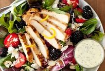 Favorite Recipes: Salads / by Laurie Leal