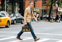 Man Bags / The best in bags for the modern Gentleman / by J.W. Hulme