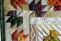 Quilts and Quilting tips / Make time to Quilt / by Cathy Guynes
