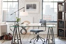 Room Ideas : Home Office & Studio  / by Minol Shamreen @ Studio M Designs