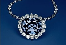 Blue Diamonds / Natural blue diamonds are exceptionally rare. Learn more about blue diamonds on the Pricescope website: http://www.pricescope.com/wiki/fancy-color-diamonds/blue-diamonds