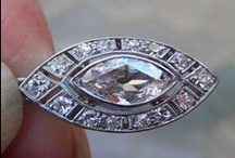 """Marquise Cut Diamonds / The marquise cut (aka """"Navette"""" cut) is an elliptical shaped brilliant cut with pointed ends. To learn more, visit: http://www.pricescope.com/wiki/diamonds/marquise-cut-diamond"""