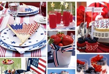 Color Pick : Red, White & Blue