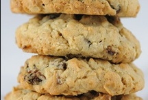 Oatmeal cookies / by Pat Hamilton