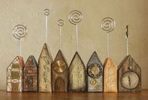 Little Houses / by Patty Carlson