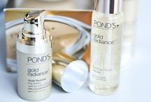 Gold Radiance / With NEW POND'S Gold Radiance, everything that glistens is gold!  / by POND'S South Africa