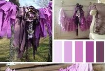 Color Pick : Radiant Orchid / Pantone's Color of the Year 2014 : Captivating , Enigmatic & Magical