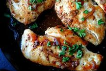 recipes: chicken / by Krystina Speegle