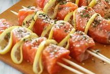 recipes: seafood / by Krystina Speegle