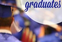 College Graduation Party Ideas/Gifts / Event planning for college graduation day.
