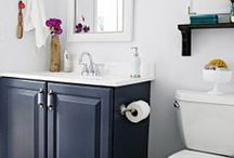 powder / bathroom inspo / by Krystina Speegle