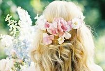 Flowers in her hair / by Laurie Leal