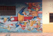 la calle / Street art from around the globe