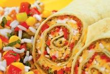 Favorite Recipes: Mexican Food / by Laurie Leal
