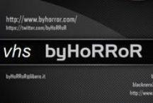 vhs horror / only vhs horror cover
