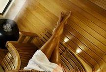 Saunafiilis / Sauna, Finland sauna, Saunafiilis, lauantai sauna