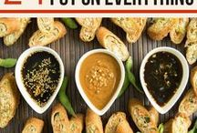 recipes: sauces / by Krystina Speegle