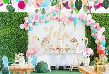 || 1ST BIRTHDAY PARTY || / Zara's Tropical Paradise