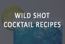 DIY Holiday Cocktails / Wild Shot Mezcal has the smoothest, smokiest cocktail recipes for your next night off. Get a little WILD and try some new cocktails to switch things up a bit. Make the most out of tonight and worry about it all tomorrow.