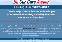 I LOVE MY CAR PHOTO CONTEST WINNERS! / by Car Care Council