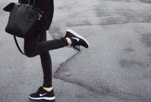 Style / black/white/grey/denim