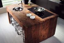 Kitchen / by Maria Jose Bisbal Alvarez