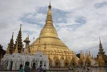 Myanmar (Burma) / Myanmar (Burma) offers exotic sights and pervasive Buddhist culture. Main tourist destinations are Yangon, Bagan, Mandalay and Inle Lake.