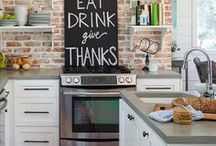 Dream Kitchens / This is my dream kitchen.  / by Kita Roberts
