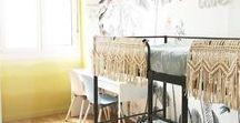 Deco / Ideas de decoracion, mucho handmade y mucho Diy, para poder decorar de manera fácil tu mismo y low cost.